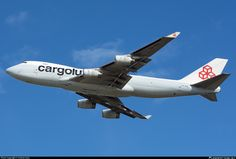 LX-FCL Cargolux Airlines International Boeing 747-467F