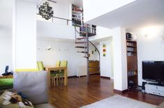 Loft Apartment in Barcelona, with separate bedrooms
