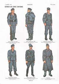 Pin Auf Luftwaffe Pilot Uniform