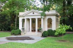 Garden Folly - Menzer McClure Architects