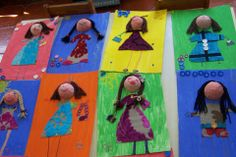 Cute Mothers a Day craft!