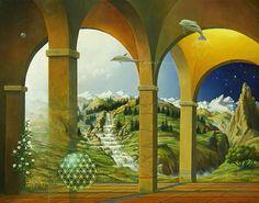 François Joly, peintures surréalistes par Francois Joly, surréalisme, peintures surréalisme, artistes peintres qui, de l'art surréaliste