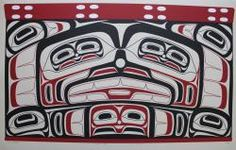 Haida Chest (Human Design) - Limited Edition Serigraph