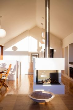 1/F perspective - Loughloughan Barn / McGarry-Moon Architects
