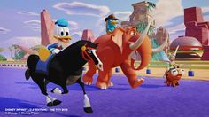 donald duck disney infinity toy box 8 Donald Duck Added To Disney Infinity 2.0