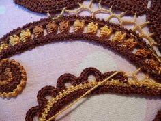 Irish crochet &: Irish crochet