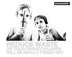 #reducewaste aquapotabile.com