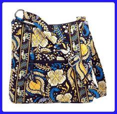 145e680ff1e1 Vera Bradley Hipster in Ellie Blue - Crossbody bags ( Amazon Partner-Link)