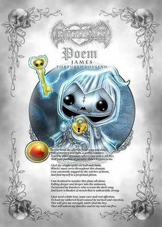 Frightlings: James Tortured Souling Poem.