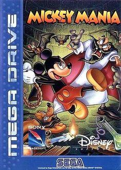 Reviews #Mickey Mania - #Megadrive #Retrogaming