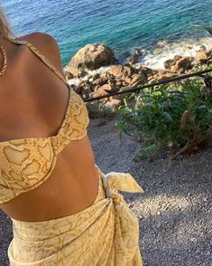 yellow underwire swimsuit snakeskin bikini swimsuits push up bralette bathing su. yellow underwire swimsuit snakeskin bikini swimsuits push up bralette bathing suits Cute Bikinis, Cute Swimsuits, Summer Bikinis, Women Swimsuits, Modest Swimsuits, Vintage Swimsuits, The Bikini, Bikini Swimwear, Summer Pictures