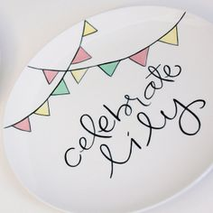 LOVE this!The Celebrate Special Day  Birthday or by AedrielOriginals on Etsy, $35.00