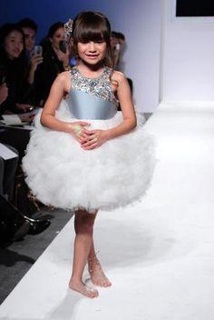 Mischka Aoki at New York Fashion Week