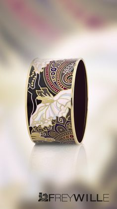 Bracelet Diva Swan Lake - Collection Passionate Russia FREYWILLE fr.frey-wille.com...