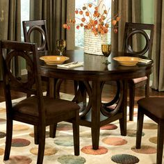 I pinned this Coterno Dining Table from the Furniture Under $300 event at Joss and Main!