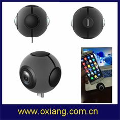 Pano Live Dual lens from 360 degree-OUXIANG INTERNATIONAL LIMITED