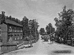 Helsinki / Helsingfors - Signe Brander 1909