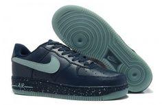 nike air force 1 low herren duckboot marine blau-dunkel sea grün outlet online shop