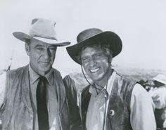 Gary Cooper and Burt Lancaster -- Vera Cruz