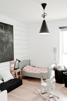 cute kid's room via Slomo