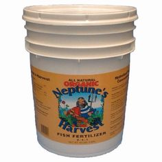 Neptunes Harvest HF150 Organic Hydrolized Fish Fertlizer 5Gallons -- More info could be found at the image url.