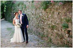 Italian wedding. Villa Catureglio, Tuscany