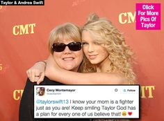 happy mother's day andrea swift | Taylor Swift Reveals Her Mom Has Cancer – Fans Send Their Well ...