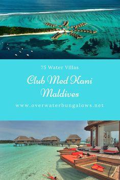 Maldives Water Villa, Beach Hacks, Overwater Bungalows, Resort Villa, Island Nations, Solo Travel, Resorts, Beaches, Summertime