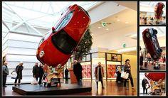 Alfa Romeo guerilla marketing