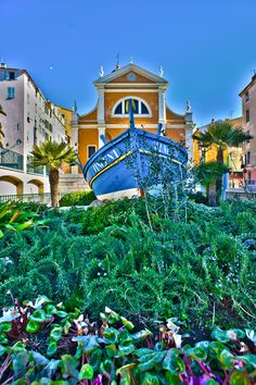 Ajaccio Cathedral -- the island of Corsica, France (southeast of the French mainland). Ajaccio Corsica, France Photos, Chapelle, Beautiful Places In The World, France Travel, Amazing Destinations, Places To See, Island, Mauritius