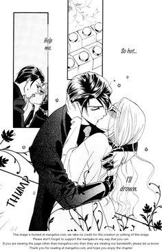 Majo no Biyaku 1: The Night Scents of Desire at MangaFox.me