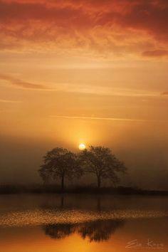 Spring dawn (Poland) by Mist73 on 500px