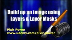 This video combines separate images into a composite image using layers and layer masks in Pixlr. It shows you how to blend and merge separate images using layer masks, why transparent images are useful in this process, how to isolate and hide layers, crop, resize and save an image as a Layered Pixlr Image (PXD) and jpg. Pixlr Power: www.udemy.com/pixlr-power #pixlr #tutorials  #photoediting