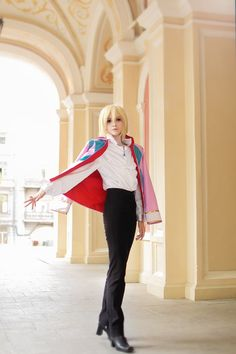 Howl's moving castle: Howl Jenkins Pendragon 2 by GeshaPetrovich.deviantart.com on @deviantART