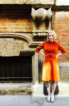 Lucy Worsley. A Vision in Velvet.