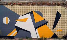 Conheça a arte inspirada na cidade do grafiteiro Selon