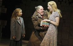 Yay Matilda! Congratulations on the awards. Bertie Carvel was robbed :-(
