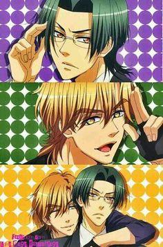 Rei Sagara x Shougo Sena / Love Stage! Manhwa, Anime K, Anime Love, Love Stage Manga, Noragami, Shounen Ai, Fujoshi, Anime Shows, Magical Girl