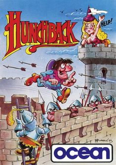 Hunchback - Ocean Software (1984)