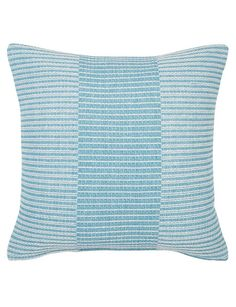 A bright, modern cushion that will fit into the home seamlessly. Also available in Sunshine and Grey (sold separately).