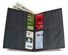online shopping for Allett Leather Wallet - Thin As Dime Thinnest Wallet Maker World from top store. See new offer for Allett Leather Wallet - Thin As Dime Thinnest Wallet Maker World Real Leather Wallet, Black Wallet, Black Leather Bags, Leather Men, Napa Leather, Best Slim Wallet, Leather Evening Bags, Front Pocket Wallet, Rfid Wallet