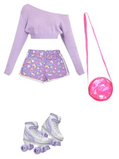 Untitled #72 by pastel-dream-hime on Polyvore featuring polyvore, Galaxxxy, fashion, style and clothing