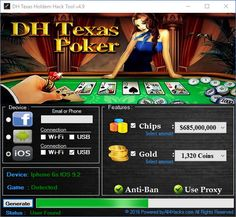 Your searched DH TEXAS POKER HACK: working on iOS and Android. The DH TEXAS POKER HACK can be activated from Windows and Mac computers.
