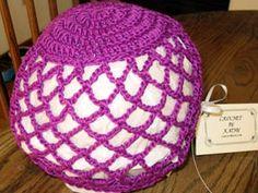 Free Crochet Mesh cap Pattern | Crochet Geek – Lightweight Crochet Mesh Cap – YouTube