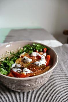 bewholed: + oil free ratatouille (naturally vegan) +