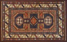 A Shirvan Rug. Lot 152-5009