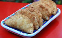 Deep-Fried Brazilian Risoles (Cheesy Chicken Croquettes)