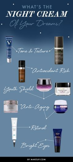 If you have acne, oily skin, dry skin, or other skincare issues, there is a night cream out there for you! We pulled together a list of the best products that you should incorporate into your nighttime routine,