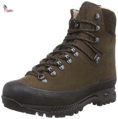 Hanwag Yukon, Chaussures de Randonnée Hautes Homme, Marron (Erde), 44 EU - Chaussures hanwag (*Partner-Link)