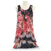 Primrose & Lace Printed Dress